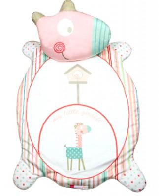 Diğer - Baby Center Velboa Yastıklı Bebek Alt Açma Minderi