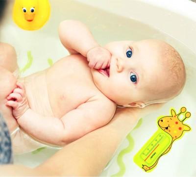 Bebedor - Bebedor Bebek Banyo ve Yüzen Su Termometresi