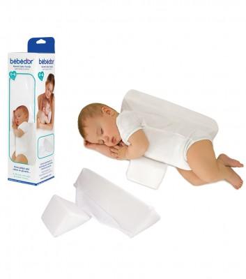 Bebedor - Bebedor Güvenli Uyku Yan Yatış Yastığı 0-6 Ay