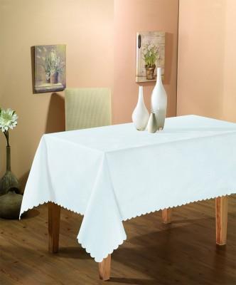 Diğer - Beyaz Renk Dertsiz Silinebilir Masa Örtüsü