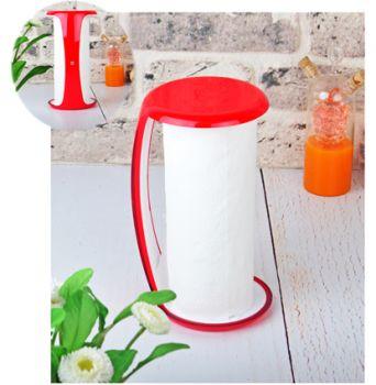 Çift Renkli Modern Tasarım Akrilik Kağıt Havluluk Kırmızı