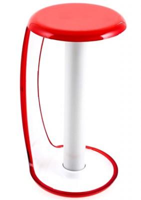 Çift Renkli Modern Tasarım Akrilik Kağıt Havluluk Kırmızı - Thumbnail
