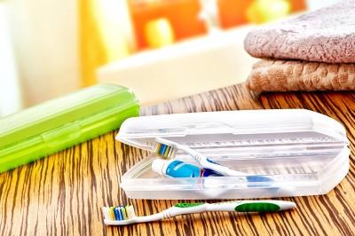 Diğer - Çok Amaçlı Plastik Kalemlik ve Hobi Kutusu