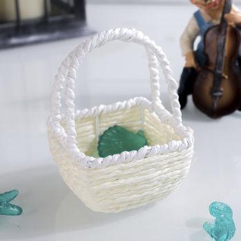 Dekoratif Mini Takı Sepeti