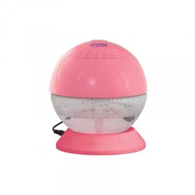 Discover - Discover Sihirli Küre Hava Temizleme Makinesi IŞIKLI Pembe