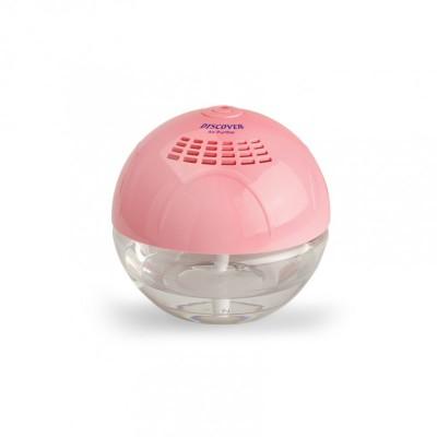 Discover - Discover Sihirli Küre Hava Temizleme Makinesi Pembe