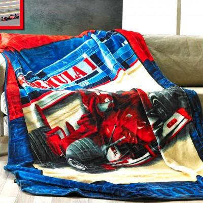 Dormina - Dormina Formula Yarışçı Tek Kişilik Battaniye