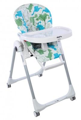 Kraft - Kraft Arcore Mama Sandalyesi Dino Beyaz