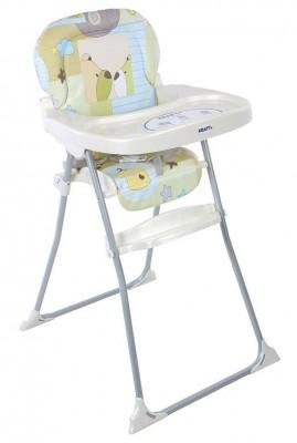 Kraft - Kraft Attivo Ayıcıklı Mama Sandalyesi Yeşil
