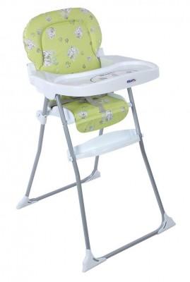 Kraft - Kraft Attivo Sevimli Köpek Mama Sandalyesi Yeşil