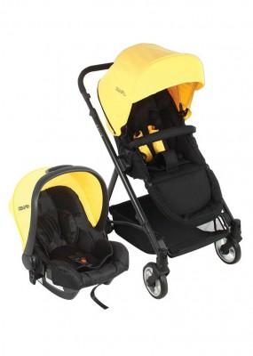 Kraft - Kraft Cruz Travel Sistem Bebek ArabasıSarı
