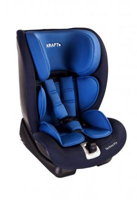 Kraft - Kraft Techno Fix Oto Güvenlik Koltuğu 9-36kg Mavi