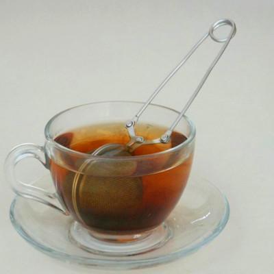 Diğer - Metal Bitki Çayı Demleme Süzgeci