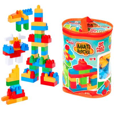 Diğer - Multi Blocks Eğitici Bloklar Çocuk Oyun Seti 92 Parça