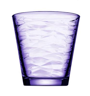 Paşabahçe - Paşabahçe 3lü Origami Meşrubat Bardağı Lila 245cc