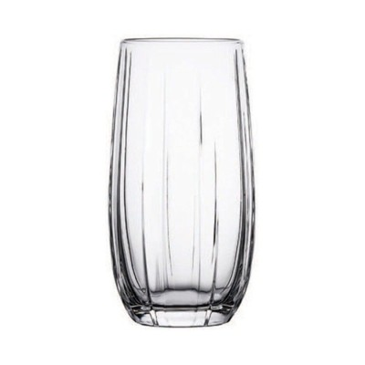 Paşabahçe - Paşabahçe Linka 3lü Su Bardağı 380cc Siyah