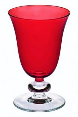 Paşabahçe - Paşabahçe Sophia 3lü Şarap Kadehi 280 cc. Kırmızı