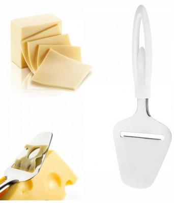 Diğer - Plastik Saplı Peynir Dilimleyici ve Spatula