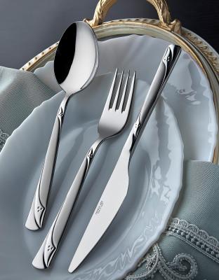 Diğer - Rüya Saten 12li Yemek Bıçağı