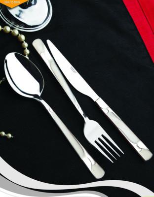 Diğer - Samanyolu Saten 12li Tatlı Bıçağı