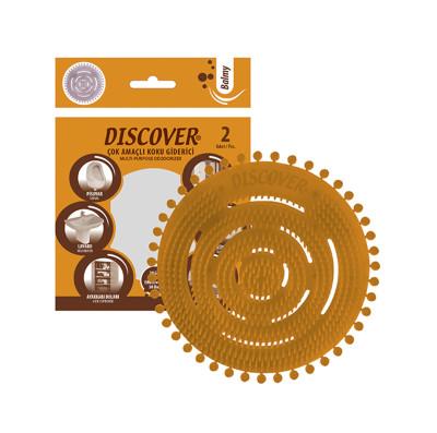 Discover - 2li Discover Çok Amaçlı Koku Giderici Balmy