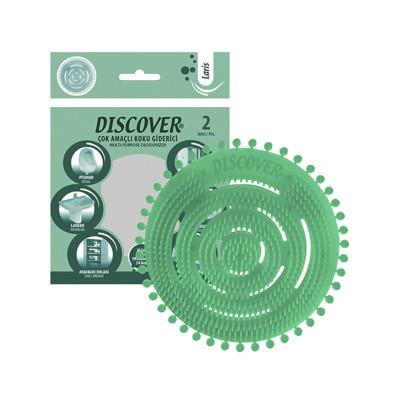 Discover - 2li Discover Çok Amaçlı Koku Giderici Laris