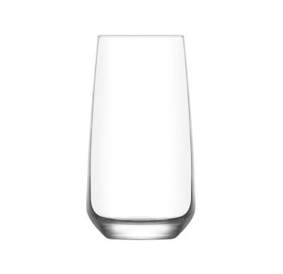 Lav - 3lü Lav Lal Sade Meşrubat Bardağı
