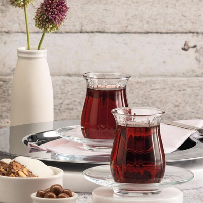 Paşabahçe - 3lü Paşabahçe Linka Çay Bardağı