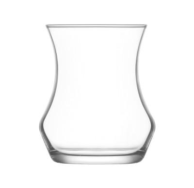 Lav - 6lı Lav Eda Sade Çay Bardağı