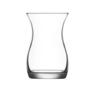 Lav - 6lı Lav Esta Sade Tombul Çay Bardağı