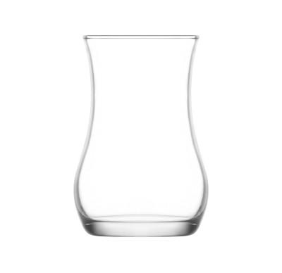 Lav - 6lı Lav Eva Sade Tombul Çay Bardağı