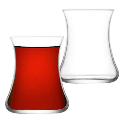 Lav - 6lı Lav Lal Çay Bardağı