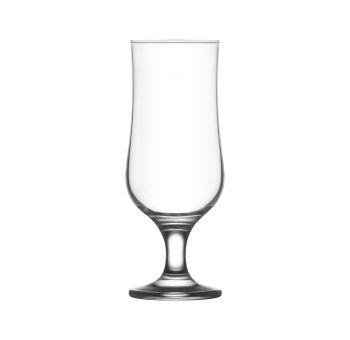 6lı Lav Nevakar Ayaklı Kokteyl Bardağı