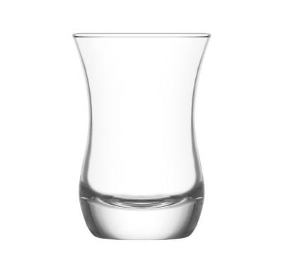 Lav - 6lı Lav Petek Sade Çay Bardağı