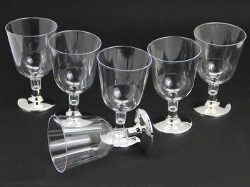 6lı Lohusa Şerbet Bardağı Gümüş