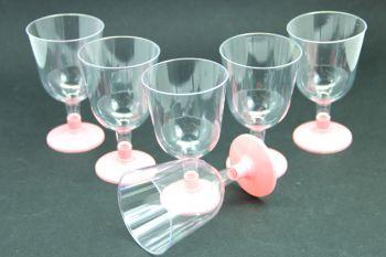 6lı Lohusa Şerbet Bardağı Pembe