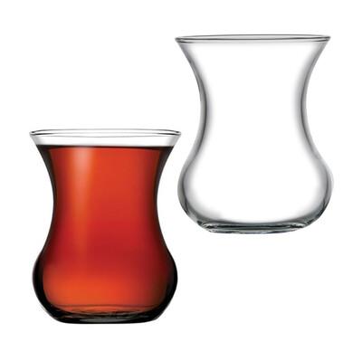 Paşabahçe - 6lı Paşabahçe Aurora Çay Bardağı