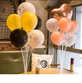 7li Stand Şeklinde Balon Çubukları