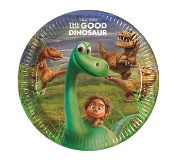 8li Jurrasic Dinozor Kullan At Karton Parti Tabağı