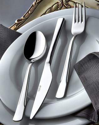 Diğer - Akdeniz Sade 12li Yemek Kaşığı