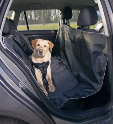 Diğer - Araç Arka Koltuk Uyumlu Evcil Hayvanlar İçin Koruyucu Kılıf
