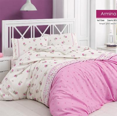 Diğer - Armina Terrycotton Çift Kişilik Uyku Seti Takımı Pembe