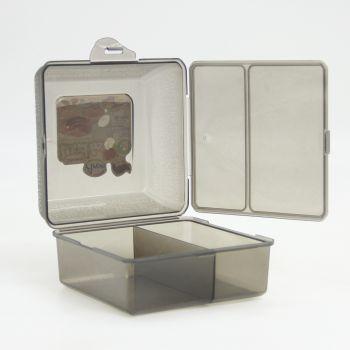 Aroni Lunchbox 3 Bölmeli Beslenme Kabı Gri