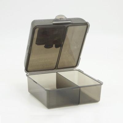Aroni Lunchbox 3 Bölmeli Beslenme Kabı Gri - Thumbnail