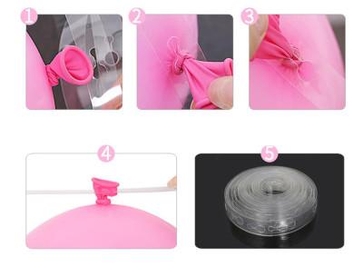 Balon Zinciri Yapma Şeridi 5 Metre - Thumbnail