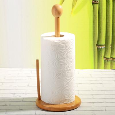Diğer - Bambu Dekoratif Dik Kağıt Havluluk 30cm