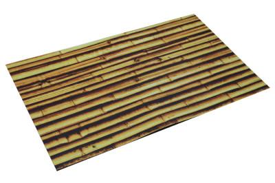 Diğer - Bambu Desenli Dijital Kapı Önü Paspası 40x65cm