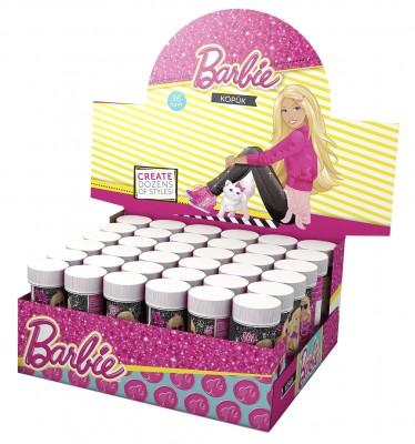 Diğer - Barbie Baskılı Köpük Baloncuk Çıkaran Oyuncak