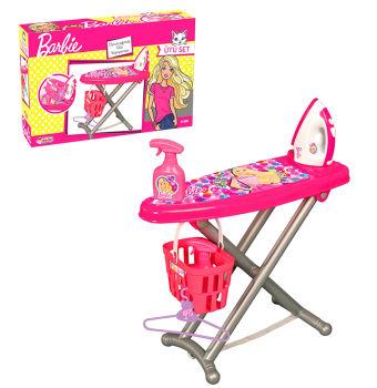 Barbie Oyuncağımla Ütü Yapıyorum Ütü Seti