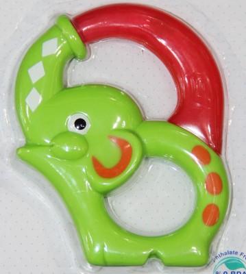 Bebedor - Bebedor Hayvan Figürlü Çıngıraklı Sulu Dişlik